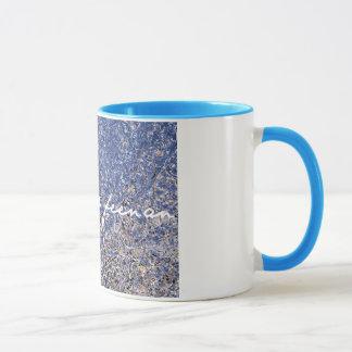 fractions de coucher du soleil mug