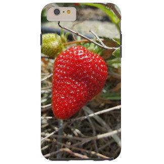 fraise coque tough iPhone 6 plus