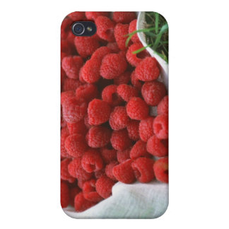 Framboise Coques iPhone 4