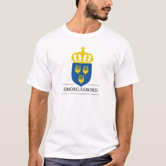 Från Sverige de Smörgåsbord T-shirt