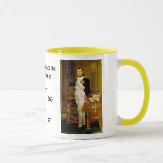 Français :  Napoleon Bonaparte Mug