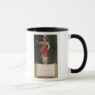 Francois I comme divinité composée Mug