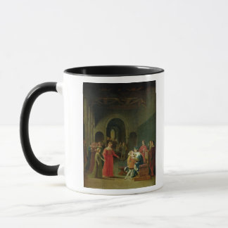 Francois I présenté à Louis XII Mug
