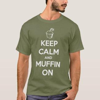 Frank Muffin Keep Calm Tee T Shirt