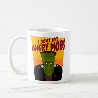 Frankenstein dit : Je n'aime pas les foules Mug