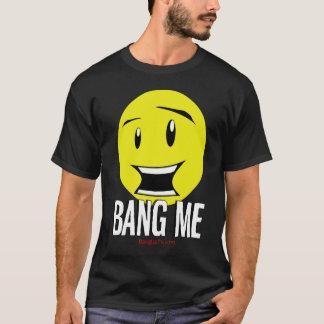 Frappez-moi T-shirt idiot