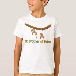 Frère des jumeaux t-shirt