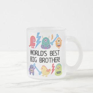 Frère du monde de monstres le meilleur mug
