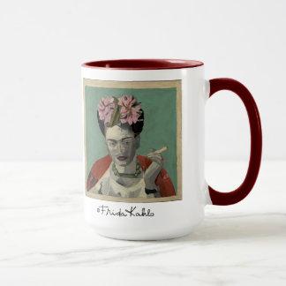 Frida Kahlo par Garcia Villegas Mug