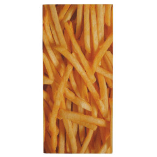 Friet Houten USB Stick