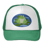 froggy idiot casquette