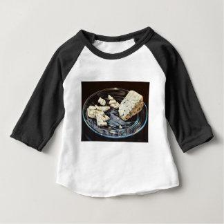Fromage de Stilton T-shirt Pour Bébé