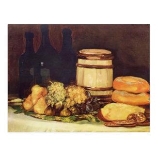 Fruit de la vie de Francisco Goya- toujours, Carte Postale