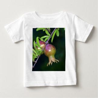 Fruit vert de grenade t-shirt pour bébé