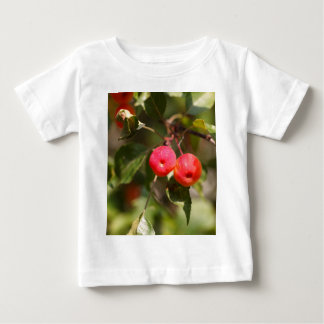 Fruits d'un pommier sauvage t-shirt pour bébé