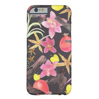 Fruits et volaille de fleurs coque barely there iPhone 6