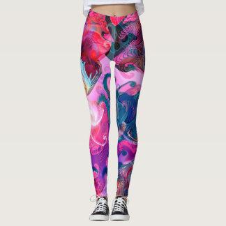 Fun leggings bourdonne pilates