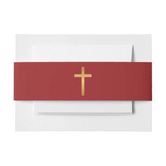 Fundamentele Christelijke Dwars Gouden Verhouding Uitnodigingen Wikkel