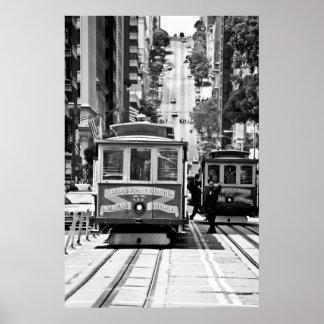 FUNICULAIRE À SAN FRANCISCO