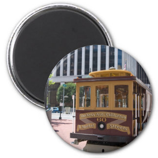 Funiculaire Magnet Rond 8 Cm