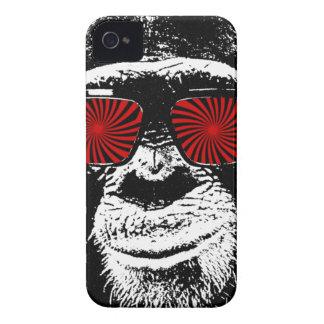 Funny monkey iPhone 4 hoesje