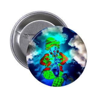 Funny world badge rond 5 cm