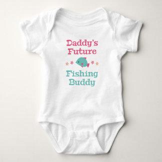 Futur ami de la pêche du papa body