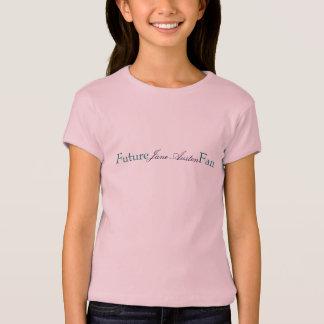 Futur fan, Jane Austen T-shirt