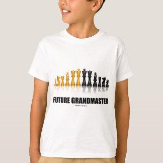 Futur grand maître (jeu d'échecs) t-shirt