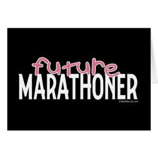 Futur Marathoner Carte