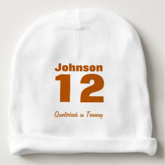 Future calotte faite sur commande de coton de bébé bonnet pour bébé