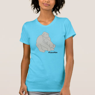 Future maman - chemises de maternité drôles t-shirt