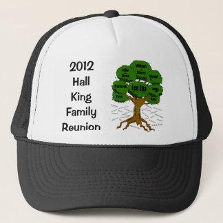 G2 casquette de la Réunion de Hall 2012/Roi