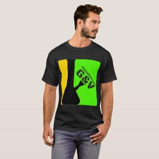 G&V Bong le T-shirt de logo par le #GrindAndVape