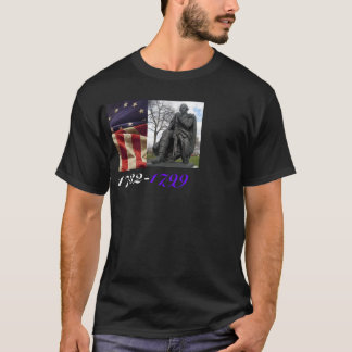 g. Washington et la bible T-shirt