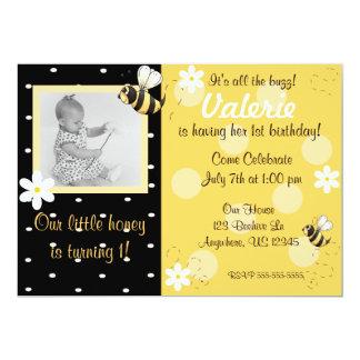Gaffez l'invitation d'anniversaire de filles carton d'invitation  12,7 cm x 17,78 cm