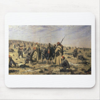 Gagnants par Vasily Vereshchagin Tapis De Souris