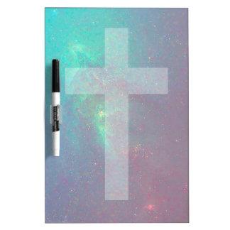 galaxie chrétienne tableaux effaçables blancs