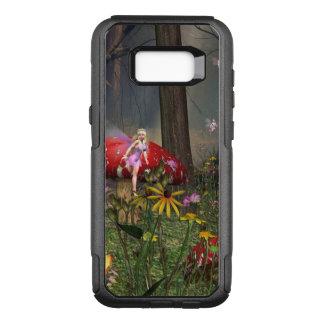 Galaxie et coques iphone d'OtterBox de forêt de