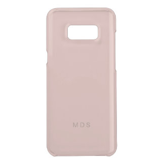 Galaxie millénaire S8 de Samsung de rose de rose Coquer Get Uncommon Samsung Galaxy S8 Plus