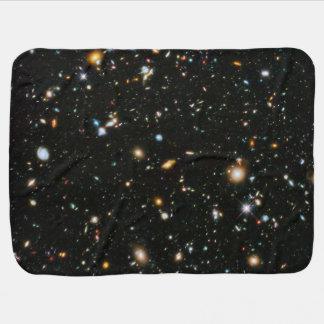 Galaxies ultra profondes de champ de la NASA Couvertures Pour Bébé
