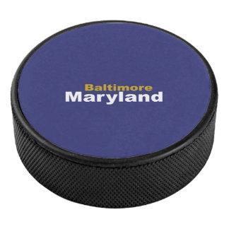 Galet d'hockey de Baltimore, le Maryland Palet De Hockey