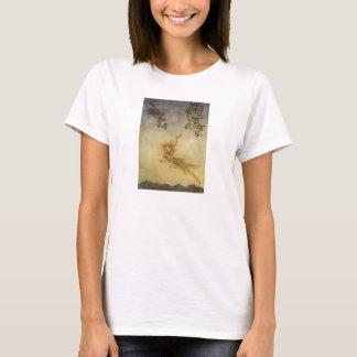 Galet un T-shirt de Nouveau d'art d'Arthur Rackham