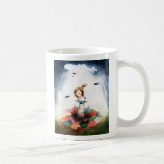 gally-corneille-court, illustrations de miracle mug blanc