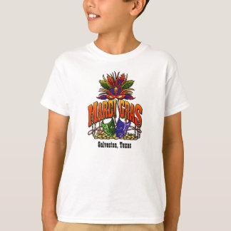 ~ Galveston le Texas de mardi gras T-shirt