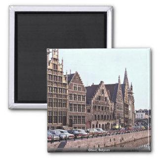 Gand, Belgique Aimant