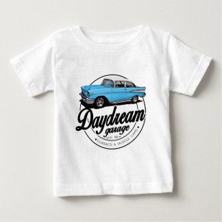 Garage de rêverie avec le Bel Air 1957 de T-shirt Pour Bébé