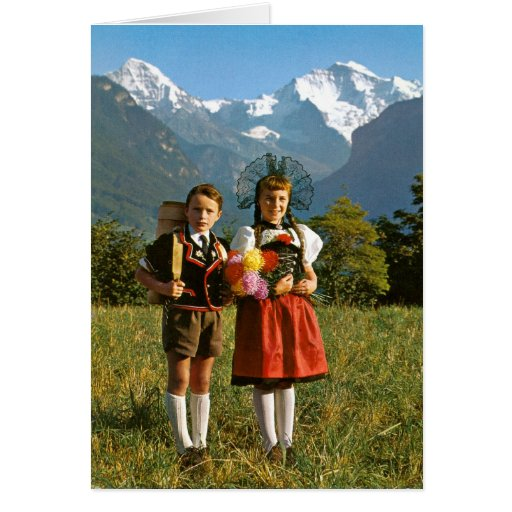 Fille suisse