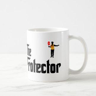Garde de croisement mug