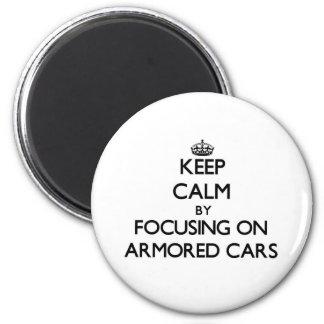 Gardez le calme en se concentrant sur les véhicule